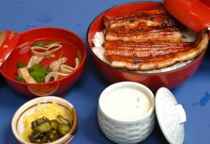 三島市のおすすめグルメ|和食_うなぎ